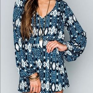 Show Me Your MuMu X-Small Rainey Mini Dress
